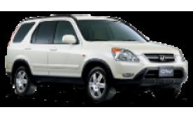 Каркасные шторки на Honda CR-V Внедорожник-Кроссовер 2002 - 2006