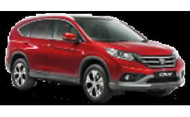 Каркасные шторки на Honda CR-V Внедорожник-Кроссовер 2014 - 2016