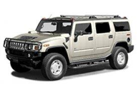 Каркасные шторки на Hummer Н2  Внедорожник-Кроссовер 2002 - 2009