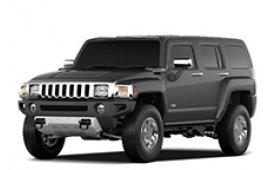 Каркасные шторки на Hummer H3 Внедорожник-Кроссовер 2005 - 2010