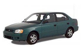 Каркасные шторки на Hyundai Accent Седан корейская сб. 2000 - 2012