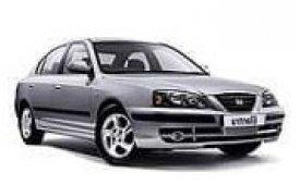 Каркасные шторки на Hyundai Elantra Хетчбэк 5 дв. 2000 - 2006