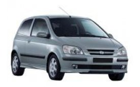 Каркасные шторки на Hyundai Getz Хетчбэк 3 дв. 2002 - 2011