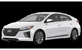 Каркасные шторки на Hyundai Ioniq Хетчбэк 5 дв. 2016 - н.в.