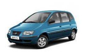 Каркасные шторки на Hyundai Lavita Минивэн 2001 - 2005