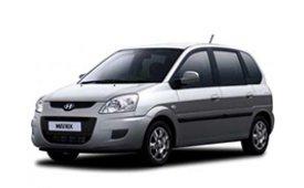 Каркасные шторки на Hyundai Lavita Минивэн 2005 - 2007