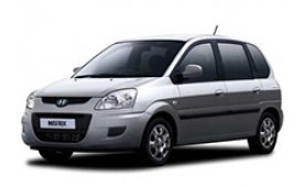 Каркасные шторки на Hyundai Matrix Минивэн 2001 - 2010
