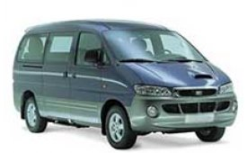 Каркасные шторки на Hyundai Starex Минивэн 1997 - 2007
