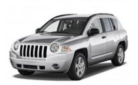 Каркасные шторки на Jeep Compass Внедорожник-Кроссовер 2006 - 2010