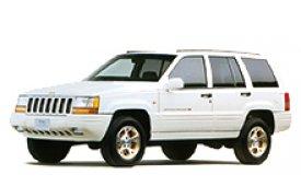 Каркасные шторки на Jeep Grand Cherokee Внедорожник-Кроссовер 1993 - 1998