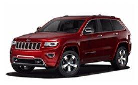 Каркасные шторки на Jeep Grand Cherokee Внедорожник-Кроссовер Overland/Laredo 2013 - н.в.