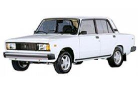 Каркасные шторки на Lada 2105 Седан 1979 - 2010