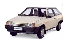Каркасные шторки на Lada 2108 (Samara) Хетчбэк 3 дв. 1984 - 2003