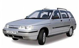 Каркасные шторки на Lada 2111 Универсал 1998 - 2009