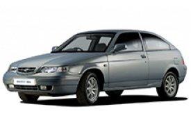 Каркасные шторки на Lada 2112 Хетчбэк 3 дв. 2002 - 2009