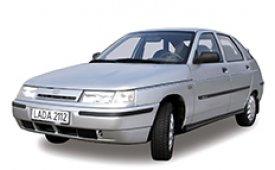 Каркасные шторки на Lada 2112 Хетчбэк 5 дв. 1999 - 2009