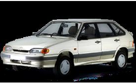 Каркасные шторки на Lada 2114 Хетчбэк 5 дв. 2001 - 2013