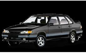 Каркасные шторки на Lada 2115 Седан 1997 - 2012