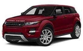 Каркасные шторки на Land Range Rover Evoque Внедорожник-Кроссовер 2011 - н.в.