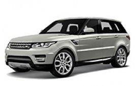 Каркасные шторки на Land Range Rover Sport Внедорожник-Кроссовер 2013 - н.в.