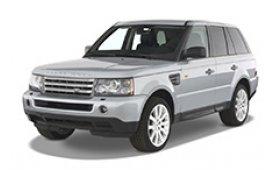 Каркасные шторки на Land Range Rover Sport Внедорожник-Кроссовер 2005 - 2012