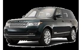 Каркасные шторки на Land Range Rover Внедорожник-Кроссовер 2012 - н.в.