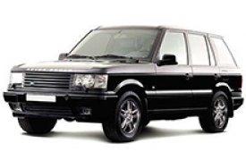 Каркасные шторки на Land Range Rover Внедорожник-Кроссовер 1994 - 2002