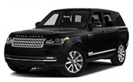 Каркасные шторки на Land Range Rover Внедорожник-Кроссовер L405 LWB 2014 - н.в.