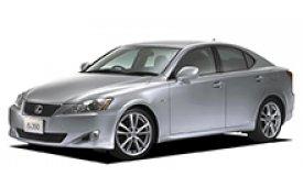 Каркасные шторки на Lexus IS Седан 2005 - 2013
