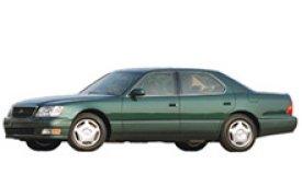 Каркасные шторки на Lexus LS Седан 1994 - 2000