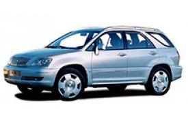 Каркасные шторки на Lexus RX Внедорожник-Кроссовер 1998 - 2003