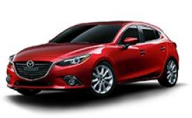 Каркасные шторки на Mazda 3 Хетчбэк 5 дв. 2013 - н.в.