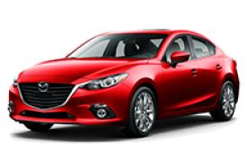 Каркасные шторки на Mazda 3 Седан 2013 - н.в.