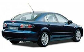 Каркасные шторки на Mazda 6 Хетчбэк 5 дв. GG 2002 - 2007