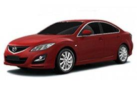 Каркасные шторки на Mazda 6 Седан GH 2007 - 2012
