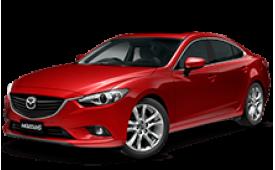 Каркасные шторки на Mazda 6 Седан GJ 2012 - н.в.