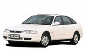 Каркасные шторки на Mazda 626 Хетчбэк 5 дв. GE 1992 - 1997
