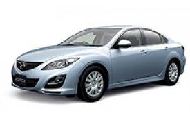 Каркасные шторки на Mazda Atenza Седан 2007 - 2012