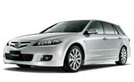 Каркасные шторки на Mazda Atenza Седан Sport Wagon 2002 - 2007