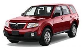Каркасные шторки на Mazda Tribute Внедорожник-Кроссовер 2007 - 2011