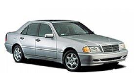 Каркасные шторки на Mercedes-Benz C-klasse Седан W202 1993 - 2001