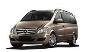 Каркасные шторки на Mercedes Viano Минивэн W639 открывается одна ЗБ 2010 - 2014