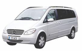 Каркасные шторки на Mercedes Viano Минивэн W639 открывается одна ЗБ 2003 - 2010