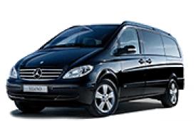 Каркасные шторки на Mercedes Viano Минивэн W639 открываются обе ЗБ 2003 - 2010