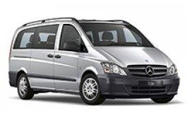 Каркасные шторки на Mercedes Vito Минивэн W639 открывается одна ЗБ 2003 - н.в.