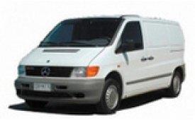 Каркасные шторки на Mercedes Vito Минивэн W638 1995 - 2006