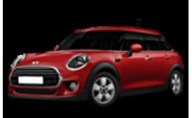 Каркасные шторки на Mini Cooper Хетчбэк 5 дв. 2014 - н.в.