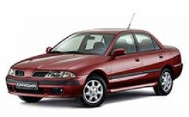 Каркасные шторки на Mitsubishi Carisma Седан 1996 - 2004