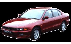 Каркасные шторки на Mitsubishi Galant Седан 1996 - 2003