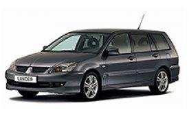 Каркасные шторки на Mitsubishi Lancer Универсал 2000 - 2010